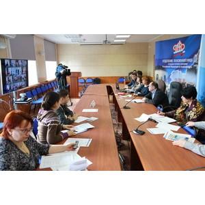 Калужанам презентовали «Личный кабинет застрахованного лица»