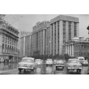 Лекция «Основные принципы планирования в СССР»