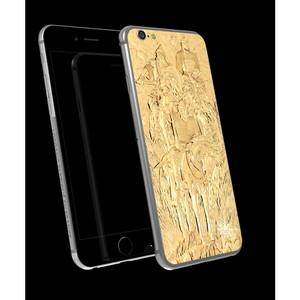 Новости рынка элитных смартфонов. Французский бренд  Lordano представил модель в русском стиле