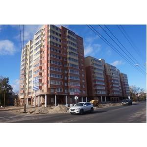 На 1-й и 2-й очереди ЖК «Аврора» в Соломбале «Аквилон-Инвест» завершил отделку квартир