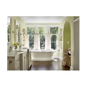 Окно в ванной комнате: пять полезных советов по устройству