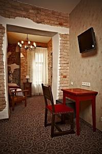 Одноместный номер в Hotel Justus - лучший отдых в Риге