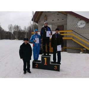 Сотрудник Томской таможни победил в зимнем служебном многоборье «Динамо»