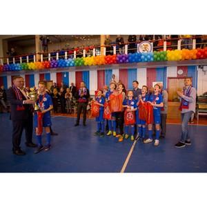 Балтийский лизинг — партнер Кубка по мини-футболу