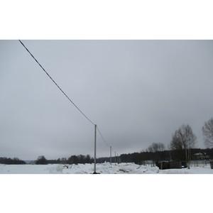 Владимирэнерго повышает надежность электроснабжения в восточных районах Владимирской области