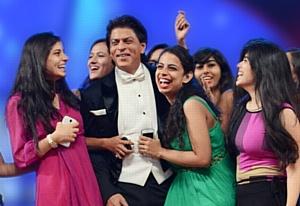 Шахрукх Кхан и его 24 женщины