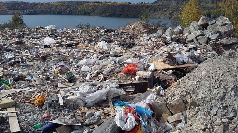 Активисты ОНФ выявили незаконное захоронение мусора в Советском районе Челябинска