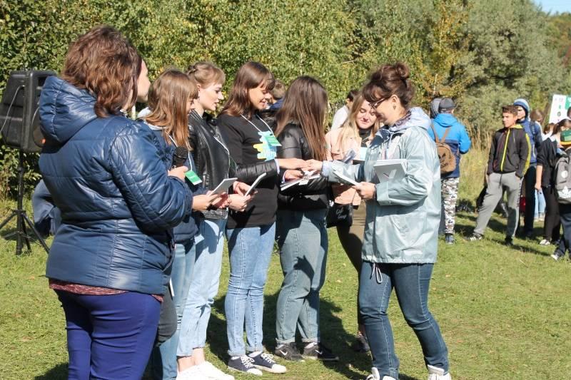 Представители ОНФ в Мордовии приняли участие в акции «Сузгарские берега»