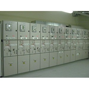 МЭС Северо-Запада построили закрытое распределительное устройство подстанции 330 кВ Северная