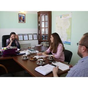 Телефонная «горячая линия» в редакции «Тамбовского курьера» на тему использования маткапитала