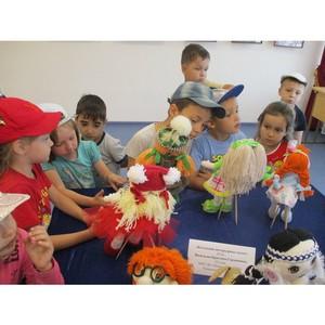 Дом дружбы народов Чувашии стал частью культурного минимума воспитанников детского сада «Пилеш»