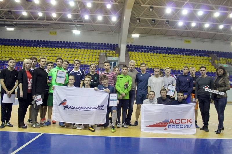 В Саранске состоялся региональный этап акции «Молодежки ОНФ» «Уличный красава»