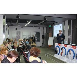 Медико-социальный форум состоялся в конгресс-отеле «Маринс Парк Отель Нижний Новгород»