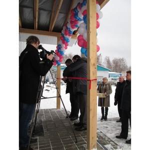 Открылось новое административное здание Рассказовского РЭС