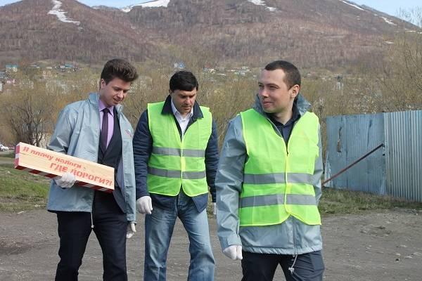 Камчатские активисты ОНФ подвели итоги работы регионального отделения Движения