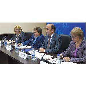 В СоюзМаш России прошло заседание Комиссии по социальной и кадровой политике