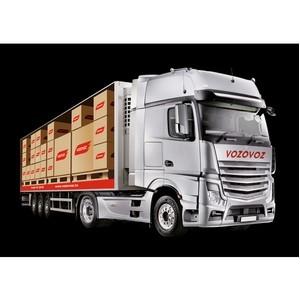 Транспортная компания Возовоз заключила соглашение с Икеа