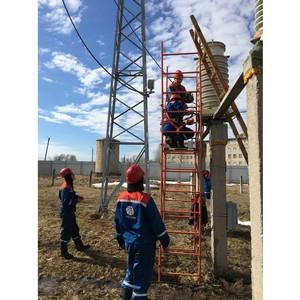 Подготовка электросетевого хозяйства МРСК Центра и Приволжья к зиме выполняется в полном объеме