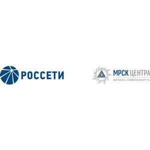 Энергетики МРСК Центра и  МЧС России провели в Тамбовской области противопожарную тренировку