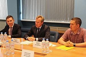 Заместитель председателя правительства Ивановской области посетила Ивановский филиал «САН ИнБев»