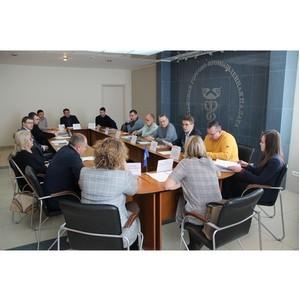 Состоялось заседание Комитета Алтайской ТПП по предпринимательству в строительной сфере