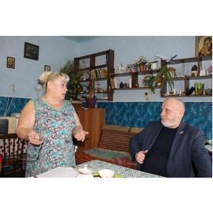 Воронежские активисты ОНФ взяли на контроль формирование тарифа на холодную воду в селе Осетровка