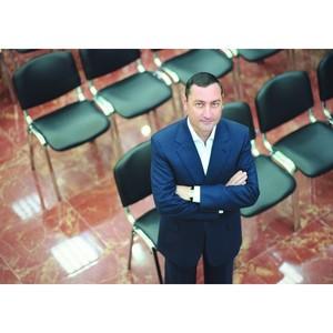 Депутат Виктор Тепляков провел прием граждан