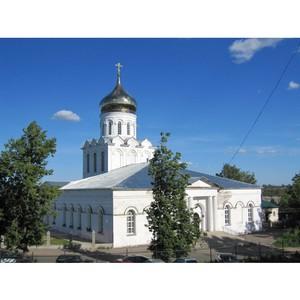 При поддержке БФ «Сафмар» в соборе во Владимировской области создан новый иконостас