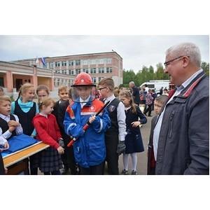 Филиал ПАО «МРСК Центра и Приволжья» – «Мариэнерго» участвует в «Месячнике безопасности детей»