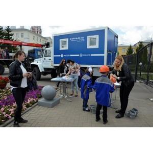 Специалисты Тамбовэнерго приняли участие в общероссийском проекте «Дети - наше будущее»
