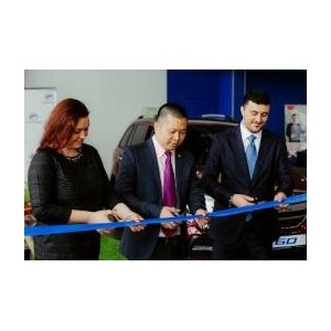 Официальное открытие нового автосалона официального дилера Lifan «Альянс-Авто» в г. Йошкар-Ола