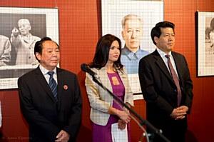 Правнучка Лю Шаоци: У народов России и Китая единые цели