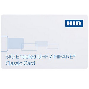 Новые УВЧ-карты СКУД от HID с поддержкой технологии Mifare и высоким уровнем защиты данных