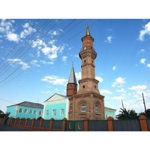 Благотворительный фонд «Сафмар» оказал поддержку реставрации Центральной мечети в городе Орске