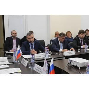 Петербургский штаб ОНФ подвел итоги работы за девять месяцев 2018 года