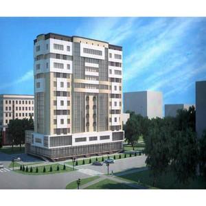 Окна от концерна Deceuninck в Ставропольском ЖК «Лермонтоff»