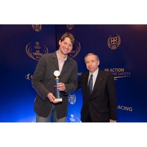 Телеканал «Авто Плюс» – лауреат премии РАФ в номинации «СМИ 2013»