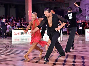 Чемпионат Европы 2017 по латиноамериканским танцам среди профессионалов будет проведен в Кремле