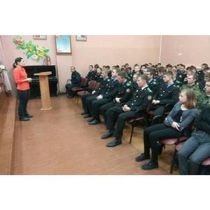 Активисты ОНФ в Курганской области провели мероприятия ко Дню подразделений спецназа