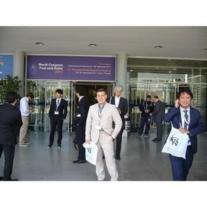 Новые технологии лечения деформаций стопы - на Всемирном съезде в Лиссабоне