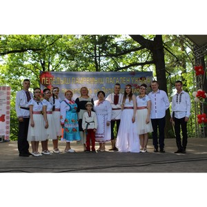 В Ленинградской области прошел VII ежегодный марийский праздник «Пеледыш пайрем»