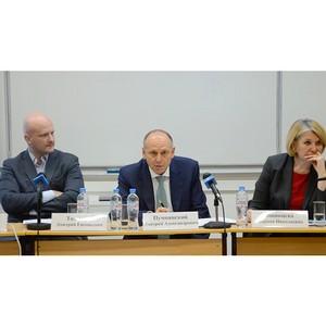Глава Набсовета Дмитрий Пумпянский провел мастер-класс