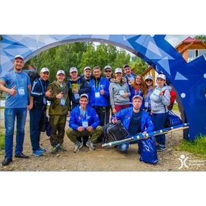 Команда из Башкортостана принимает участие в «Инженерах будущего 2015»