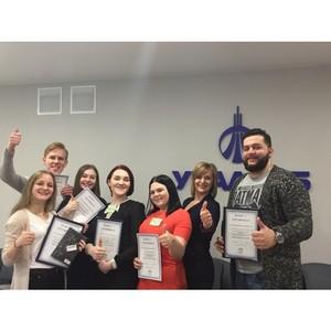 В екатеринбургском филиале Банка Уралсиб прошел День открытых дверей для студентов-экономистов