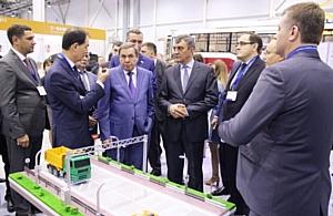 На Международном форуме «Транспорт Сибири» обсуждают проблемы отрасли