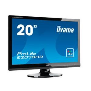 Рабочий класс: 20-дюймовый монитор iiyama E2078HD