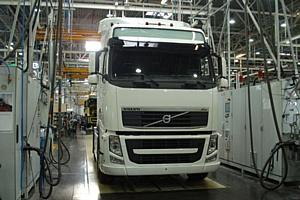 ����� Volvo Group � ������ �������� 10000-��� �������� ���������� Volvo