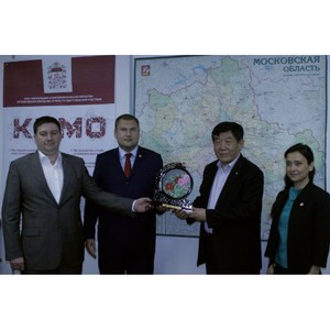 Член РАСПП Корпорация развития Московской области представит инвестпотенциал региона в Китае