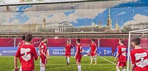 28 мая в Екатеринбурге состоится городской турнир по футболу «Кожаный мяч – Кубок Coca-Cola»