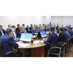 В Красноярскэнерго состоялось расширенное совещание руководителей районов электрических сетей